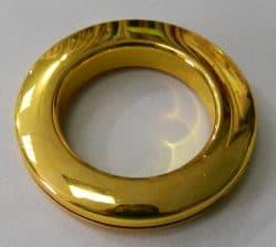 люверс пластиковый золото