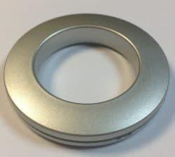 Люверс пластиковый платина
