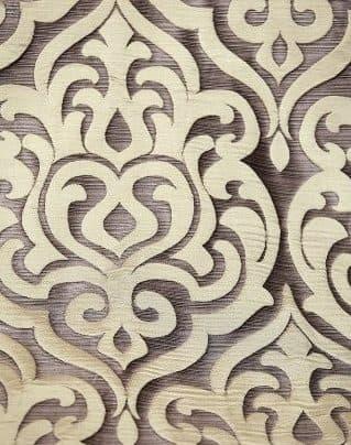Ткань портьерная с объёмным крупным рисунком FYL 809-25 35.0 BYN