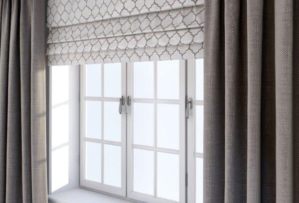 Комбинированные шторы и их преимущества